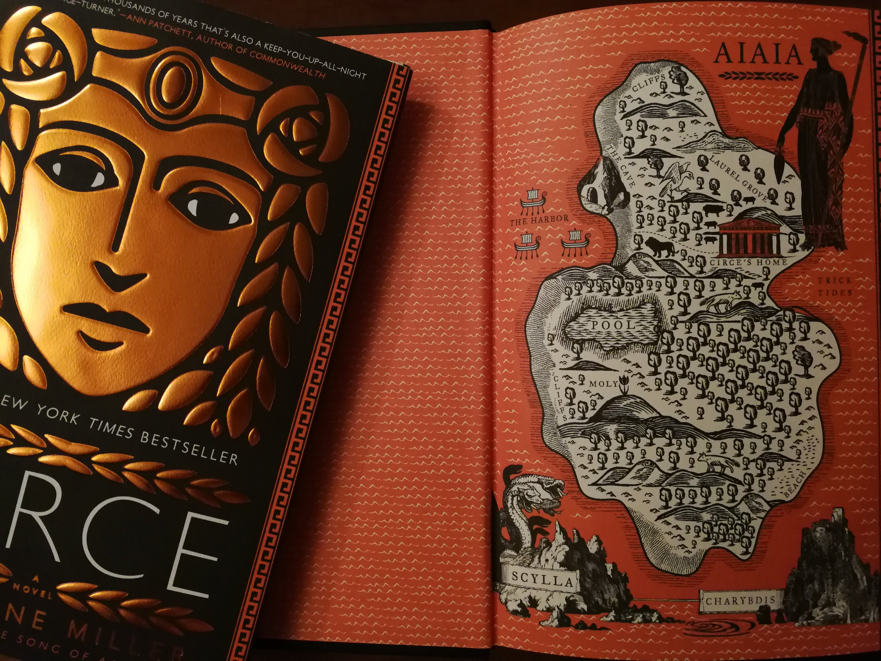 Review Circe By Madeline Miller Words Pages Books